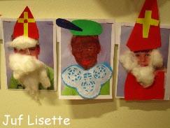 Kleurplaten Thema Sinterklaas.Sint